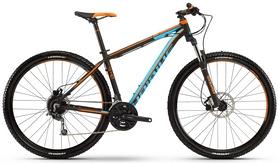 "Велосипед горный Haibike Big Curve 9.40 29"", рама - 45 (2016) оранжевый"