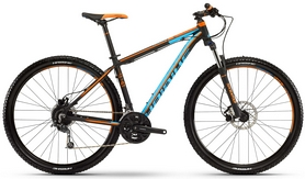 """Велосипед горный Haibike Big Curve 9.40 2016 - 29"""", рама - 55 см, оранжевый (4153527655)"""