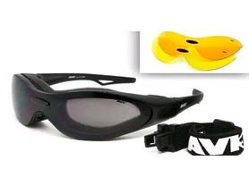 Очки спортивные AVK Forte черные