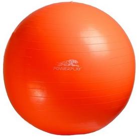 Мяч для фитнеса (фитбол) PowerPlay 4001 65см оранжевый