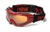 Маска лыжная New Balance Pilot Red - фото 1
