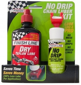 Смазка для цепи Finish Line Dry Lube Teflon LUB-15-36 120 мл