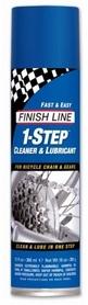 Смазка-очиститель два в одном Finish Line 1-Step LUB-75-79 350 мл