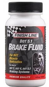 Жидкость тормозная Finish Line Fluid DOT TOO-96-05 120 мл