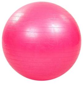 Мяч для фитнеса (фитбол) 75 см HMS розовый