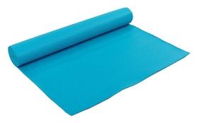 Коврик для фитнеса Pro Supra Yoga Mat бирюзовый 4 мм