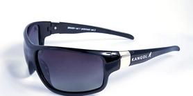 Очки солнцезащитные Kangol Brash черные