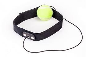 Тренажер боевой мяч на резинке Onhillsport Fight Ball 50 см