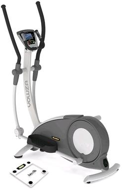 Орбитрек (эллиптический тренажер) Yowza Roma IT106 + весы