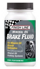 Жидкость тормозная Finish Line Mineral Oil TOO-96-06 120 мл