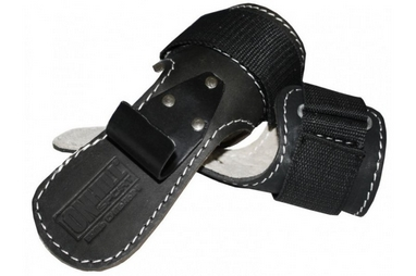 Крюки для тяги кожаные Onhillsport