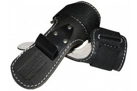 Фото 1 к товару Крюки для тяги кожаные Onhillsport