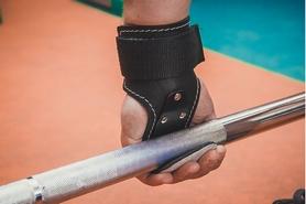 Фото 2 к товару Крюки для тяги кожаные Onhillsport