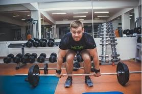 Фото 3 к товару Крюки для тяги кожаные Onhillsport