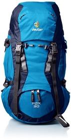 Фото 2 к товару Рюкзак спортивный Deuter Fox 30 turquoise-midnight