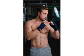 Фото 4 к товару Распродажа*! Бинты боксерские Onhillsport 3,5 м (2 шт)