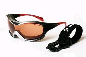 Очки спортивные Dunlop 334.01 black