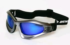 Очки лыжные Dunlop 335.15 silver
