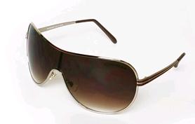 Очки солнцезащитные Dunlop 341 GL brown