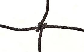 Фото 4 к товару Сетка для волейбола PW-06 (PE 2,8мм, р-р 9,5x1м, ячейка 10x10см, с метал. тросом)