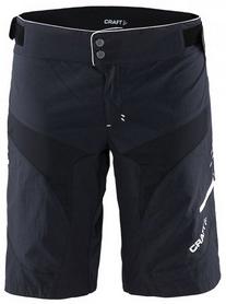 Велошорты женские Craft Trail Bike Shorts W черные