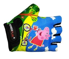 Велоперчатки детские PowerPlay 5473 Pepa