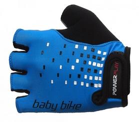 Велоперчатки детские PowerPlay 5451 синие
