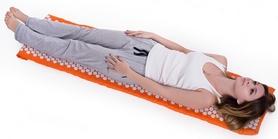 Коврик массажный Onhillsport MS-1273 оранжевый - Фото №2