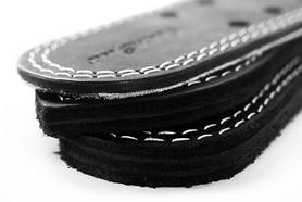Распродажа*! Пояс для пауэрлифтинга трехслойный со скобой Onhillsport L - Фото №3
