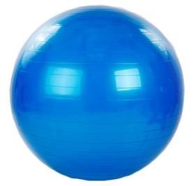 Мяч для фитнеса (фитбол) HMS FI-1982-85-B 85 см синий