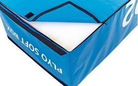 Фото 2 к товару Бокс плиометрический мягкий Pro Supra Soft Plyometric Bоxes синий