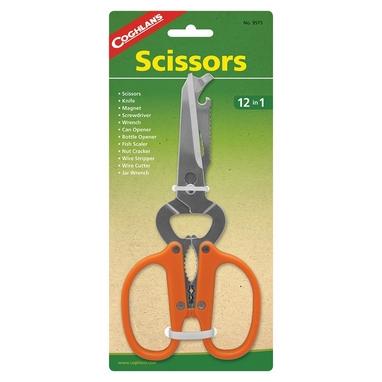 Ножницы 12 в 1 Coghlan's SC-9575