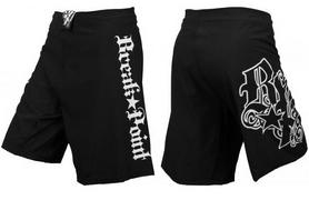 Шорты для MMA Break Point Competition Shorts черные