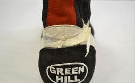 Фото 4 к товару Боксерки кожаные Green Hill, размер - 44 - уцененные*