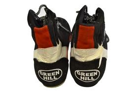 Фото 5 к товару Боксерки кожаные Green Hill, размер - 44 - уцененные*
