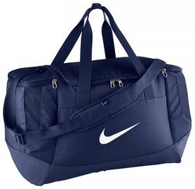 Сумка спортивная Nike Club Team Swoosh Duff M синяя d4b49cfcfa5a0