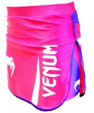 Шорты компрессионные женские Venum VS 15 розовые