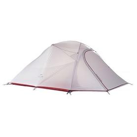 Палатка трехместная Naturehike Cloud UP III NH15T003-T красная