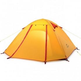 Палатка двухместная Naturehike P-Series II 210T polyester NH15Z003-P оранжевая