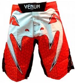 Шорты для MMA Venum VS 66 красные