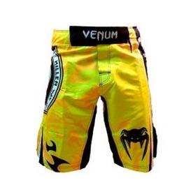 Шорты для MMA Venum VS 57 желтые