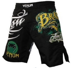 Шорты для MMA Venum VS 11 Black черные
