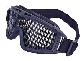 Очки защитные для страйкбола Strike TY-5549-BK черные