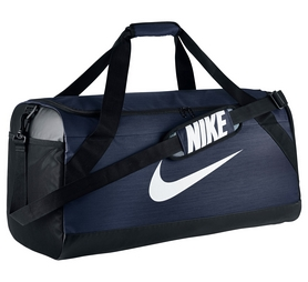 Сумка спортивная Nike Brasilia Medium Duffel Navy