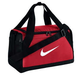 Сумка спортивная Nike Brasilia XSmall Duffel Red 52400d8ba15b6