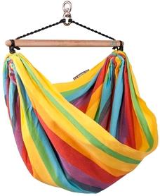 Гамак-палатка детский подвесной La Siesta Iri Rainbow IRC11-5