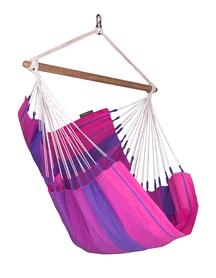 Гамак сидячий подвесной La Siesta Orquidea Purple ORC14-7