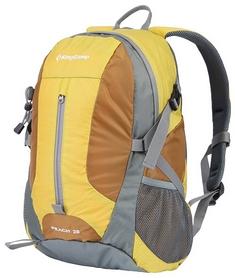 Рюкзак городской KingCamp Peach 28 л Yellow