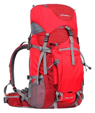 Рюкзак туристический KingCamp Peak 45 л Red
