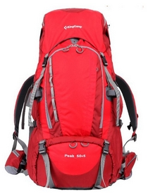 Рюкзак туристический KingCamp Peak 50 л Red